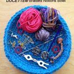 Lucet/Ducette® Braided Notions Bowl