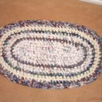 Upcycled Crocheted Mats
