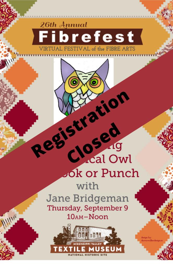 Tessellated Owls